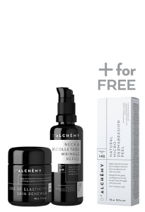 Face & Neck 3D-Lift Duo + Peeling 15 ml for FREE